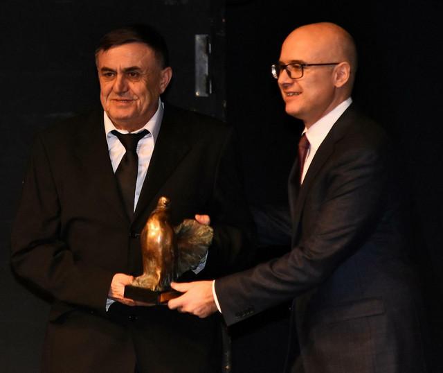 Petar Tadić i Miloš Vučević
