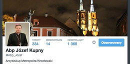 Arcybiskup tweetuje Ewangelię!