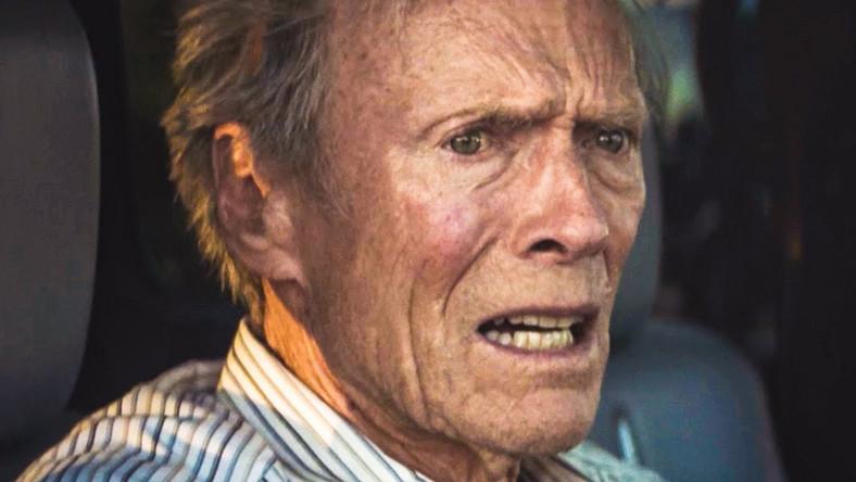 """Clint Eastwood w filmie """"Przemytnik"""""""
