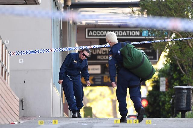Policija u Sidneju