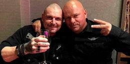 Klaudiusz Sevković i Gulczas spotkali się w święta i wrzucili do sieci wspólne zdjęcie. Jak się zmienili?