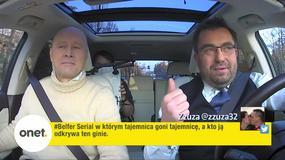 """""""Onet Rano."""": Krzysztof Pieczyński o serialu """"Belfer"""""""