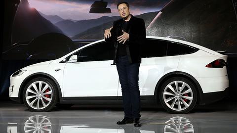 Elon Musk liczy, że w 2020 roku Tesla dostarczy milion samochodów elektrycznych