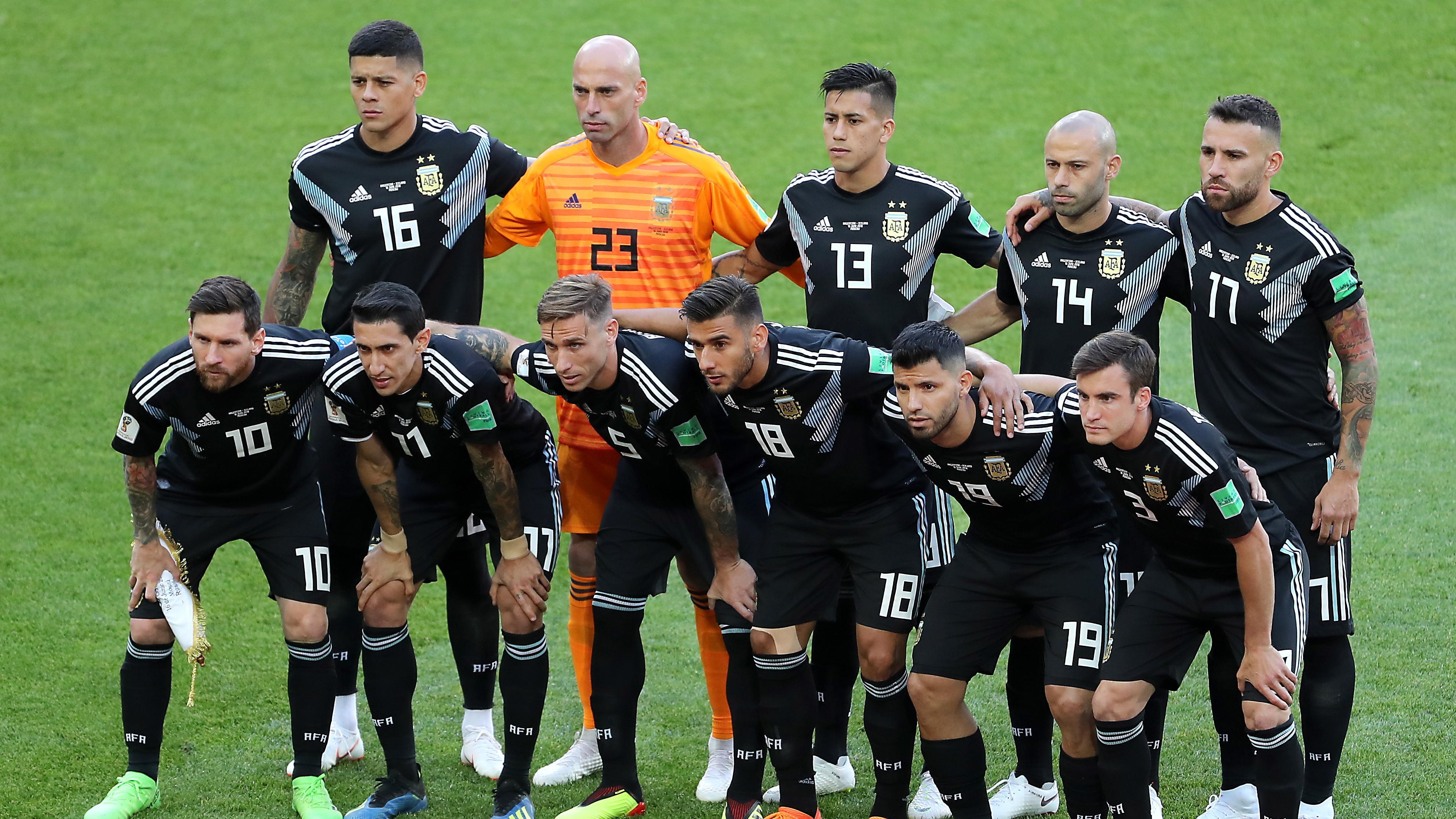 02f0765a5 Kadra Argentyny na Mundial 2018: skład reprezentacji MŚ w piłce nożnej -  Mundial 2018