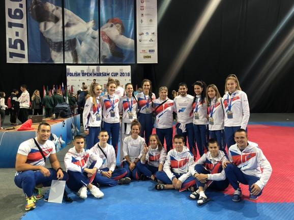 Naši takmičari na turniru u Poljskoj