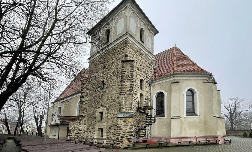 Kościół pw. św. Jadwigi w Leśnicy
