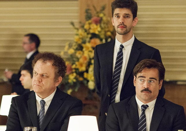 Kadr z filmu The Lobster, fot. inidiewire.com