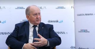 Pietraszkiewicz: Transformacja cyfrowa w bankowości może być powodem do dumy