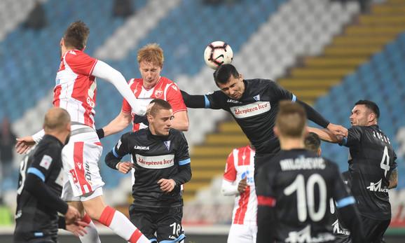FK Crvena zvezda, FK Spartak