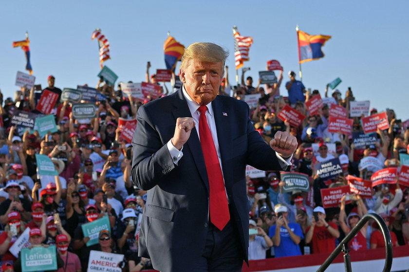 Donald Trump – od nowojorskiego celebryty po konserwatystę
