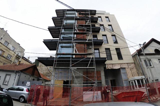 Gradilište nije čak ni propisno označeno