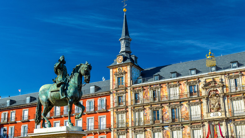 Plaza Mayor, Madryt
