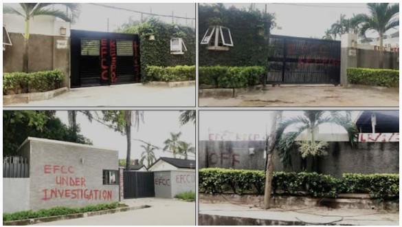 EFCC seizes Saraki's properties in Lagos (Punch)