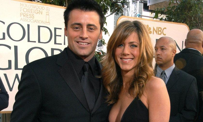 Jennifer Aniston i Matt LeBlanc