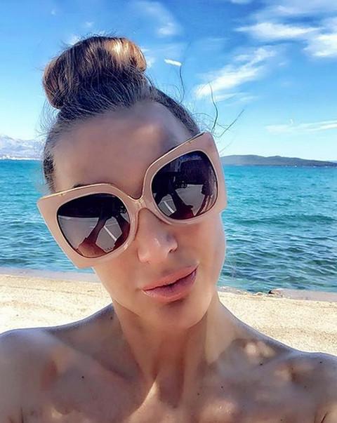 Goga Sekulić rekla ko joj je čestitao na trudnoći, a onda otkrila nešto što će ŠOKIRATI SVE! VIDEO