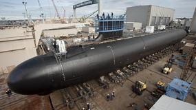 USS South Dakota - najnowocześniejszy atomowy okręt podwodny floty USA niedługo zacznie służbę