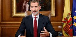 Król Hiszpanii o wydarzeniach w Katalonii. Padły mocne słowa
