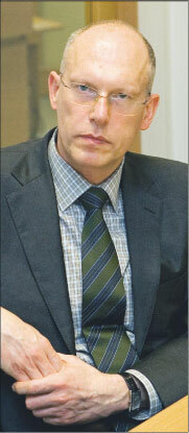 Wojciech Roman, partner w Kancelarii Deloitte Touche Tohmatsu