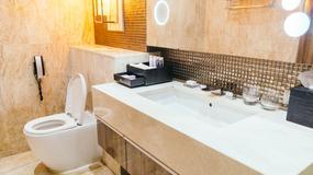 Turysta domagał się 5 tys. za stan łazienki w hotelowym pokoju. Sąd nie przyznał mu racji