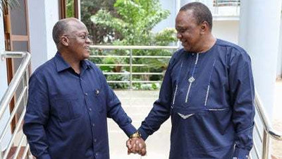 Uhuru declares 7 days of national mourning for President Magufuli