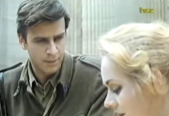 Žarko Laušević u filmu