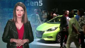 Paryż 2016 – nowości Nissana