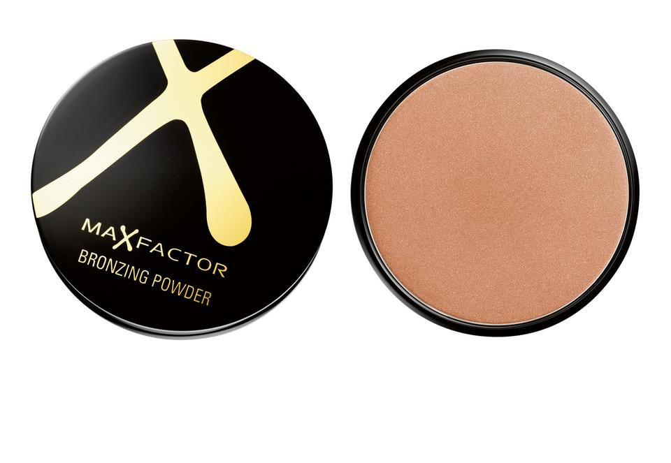 Max Factor, Bronzing Powder
