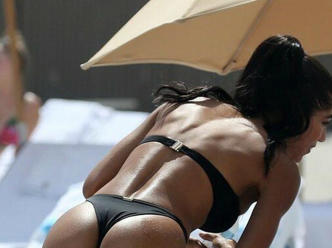 Bivša devojka Džastina Bibera napravila haos na plaži