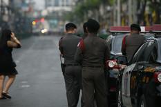 tajlandska policija