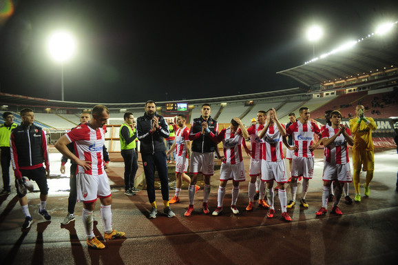 Novi udar na klupsku kasu: Fudbaleri Zvezde