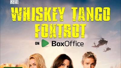 """Rent """"Whiskey Tango Foxtrot"""" this holiday"""