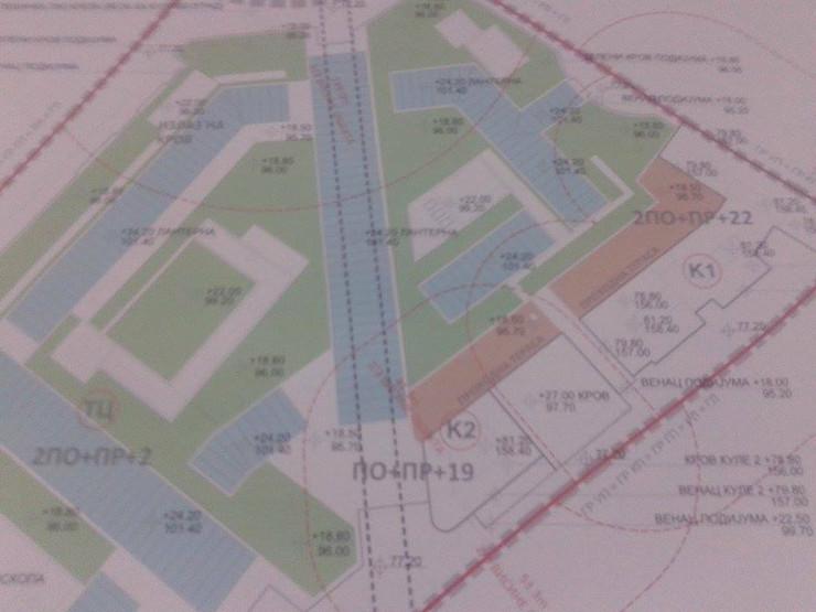 Urbanistički projekat