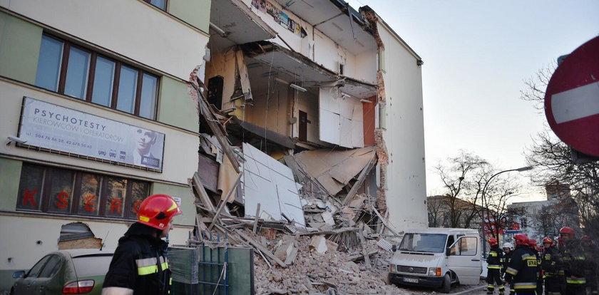 Katastrofa budowlana w Łodzi. Ruszył proces w Sądzie Rejonowym wŁodzi
