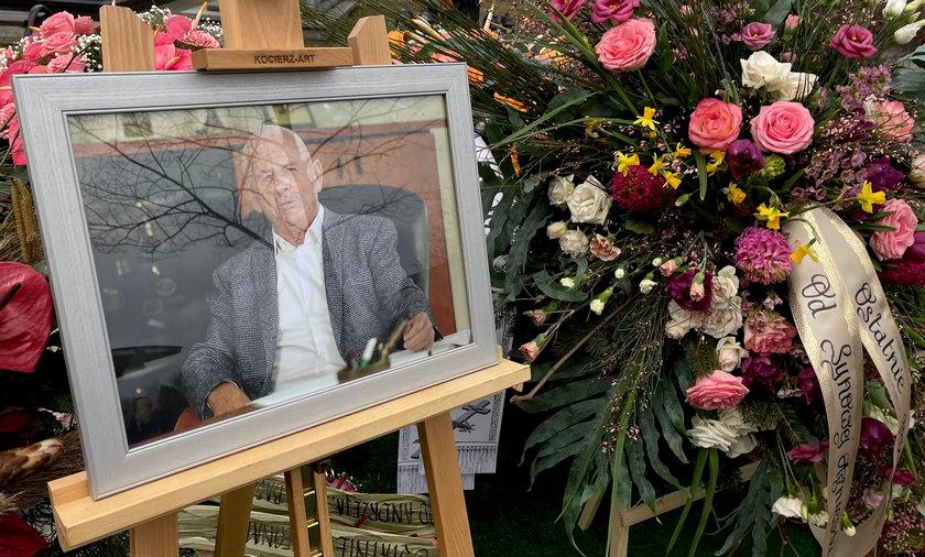 Pogrzeb Karol Kani (†81l.) Śląski przedsiębiorca zginął w katastrofie śmigłowca. Napisał pożegnalny list do rodziny i przyjaciół oraz pracowników