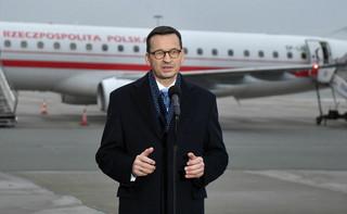 Morawiecki odpowiada ziobrystom: Twierdzenie, że konkluzje szczytu nie mają znaczenia, jest niepoważne