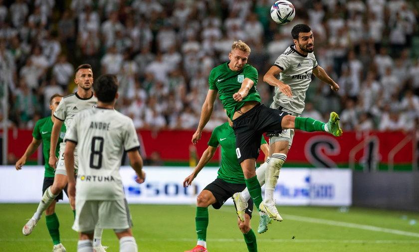 21.07.2021 LEGIA WARSZAWA - FC FLORA TALLINN KWALIFIKACJE UEFA LIGA MISTRZOW