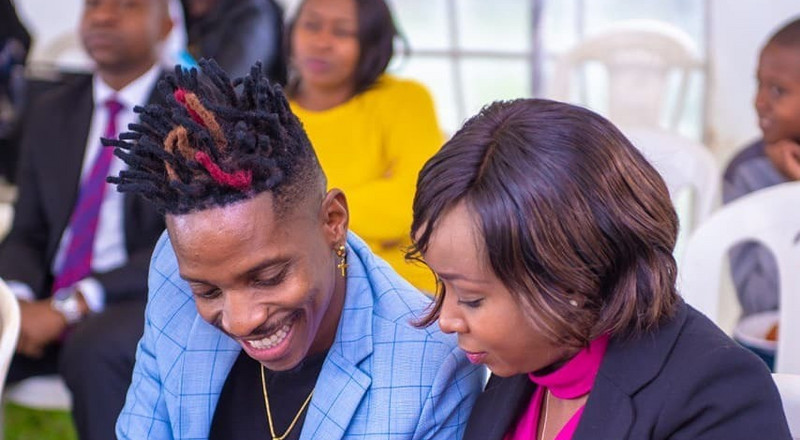 That ship sailed- Jacque Maribe on getting back with baby daddy Eric Omondi