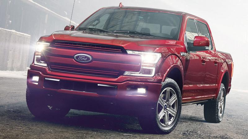 Ford F-150 MY2018