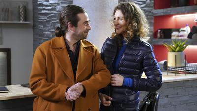 """""""Barwy szczęścia"""" odcinek 2476. Vincenzo adoruje Lidkę!"""
