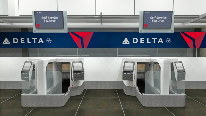 Linie Delta wprowadzą system skanowania twarzy