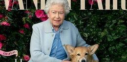 """Królowa Elżbieta na okładce """"Vanity Fair"""""""
