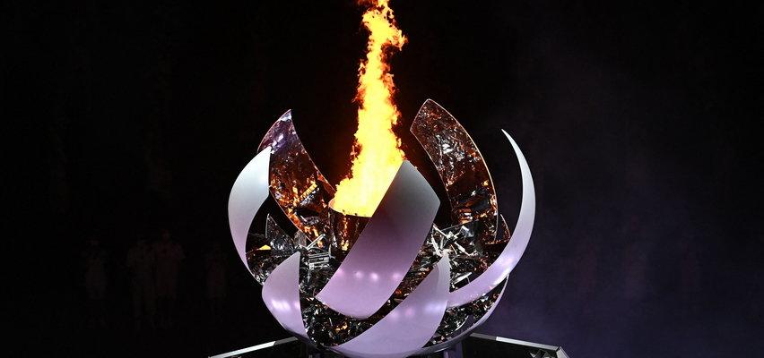 Tokio 2020. Igrzyska oficjalnie rozpoczęte! Piękna ceremonia i przygnębiający widok pustych trybun [ZDJĘCIA]