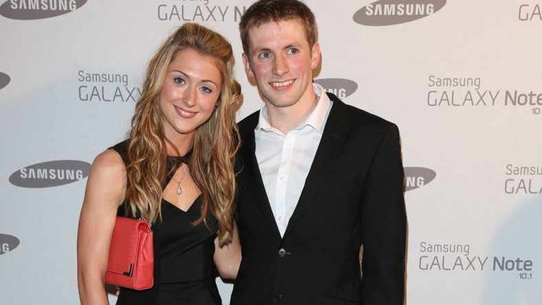 Laura Trott i Jason Kenny