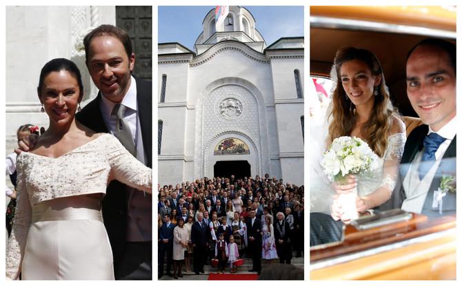 Karađorđevići, venčanja i sva njihova simbolika