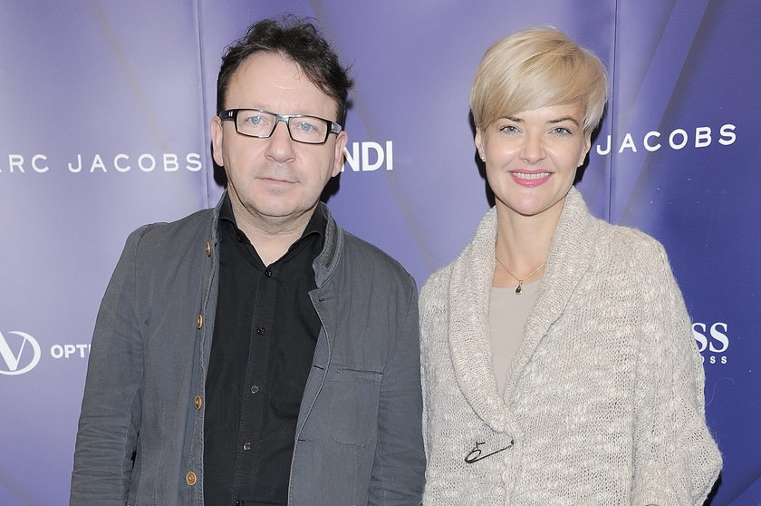 Monika i Zbigniew Zamachowscy