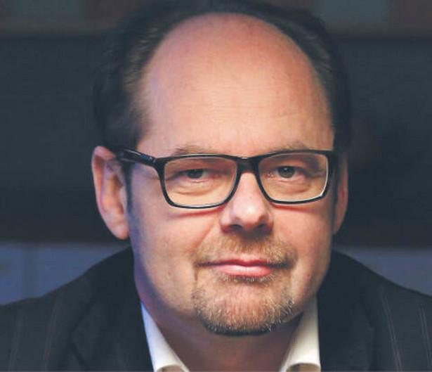 Adam Kozierkiewicz, ekspert ds. systemu ochrony zdrowia, JASPERS, Europejski Bank Inwestycyjny fot. Jacek Marczewski/Agencja Gazeta