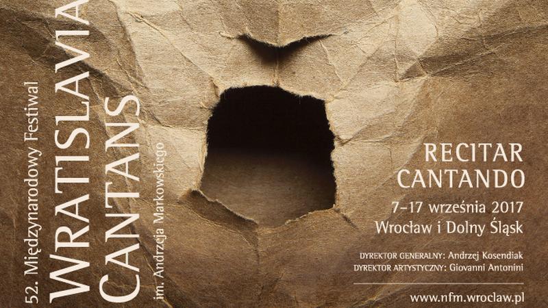 Wratislavia Cantans 2017