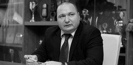 Szokująca śmierć dyrektora Górnika Zabrze
