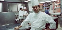 Nie żyje legendarny szef kuchni. Do końca ukrywał swoją chorobę