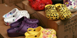 Uwaga na rakotwórcze buty z Chin!